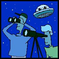 looking for UFO